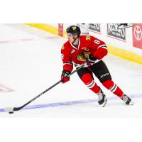 Portland Winterhawks captain Cody Glass