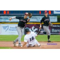 Jason Sperling with the Victoria HarbourCats