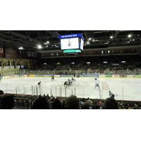 Erie Insurance Arena, home of the Erie Otters