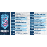 Forward Madison FC 2019 Schedule