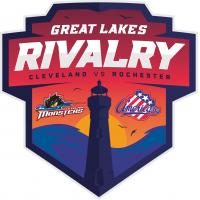 Great Lakes Rivalry Series logo