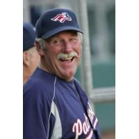 Sparky Lyle of the Somerset Patriots