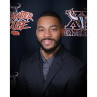 Omaha Beef assistant coach Cortney Grixby