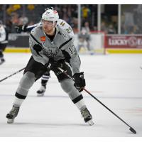 San Antonio Rampage forward Zach Sanford