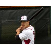 Corvallis Knights catcher Chris Rabago