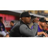 Albuquerque Isotopes Manager Glenallen Hill