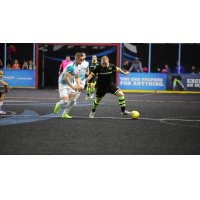 St. Louis Ambush moves in on the Milwaukee Wave