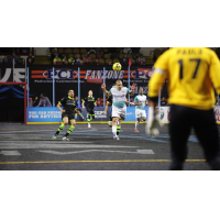 St. Louis Ambush vs. the Milwaukee Wave