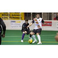 Baltimore Blast vs. the Harrisburg Heat