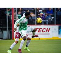 Dallas Sidekicks forward Vcmor Eligwe