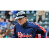 Tacoma Rainiers Manager Daren Brown