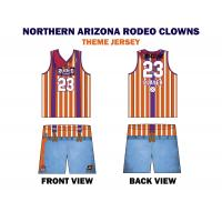 NAZ Suns' Rodeo Clowns jerseys