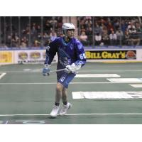 Eric Fannell of the Rochester Knighthawks