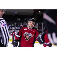 Seth Bafaro of the Vancouver Giants