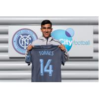 New York City FC Signee Juan Pablo Torres