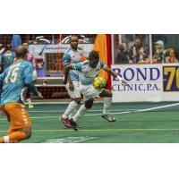 St. Louis Ambush take possession against the Florida Tropics