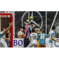 St. Louis Ambush battle the Florida Tropics