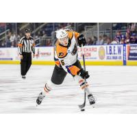 Lehigh Valley Phantoms defenseman Philippe Myers