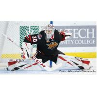 Indy Fuel goaltender Matt Tomkins