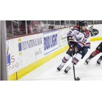 Evansville Thunderbolts left wing Scott Donahue