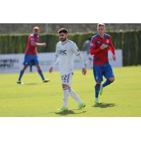 Carles Gil making his New England Revolution preseason debut