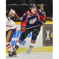 Windsor Spitfires forward Kyle McDonald