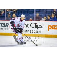 Niagara IceDogs right wing Jason Robertson