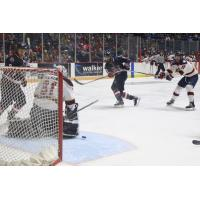 Macon Mayhem vs. the Peoria Rivermen