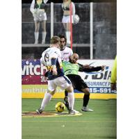Tacoma Stars battle the El Paso Coyotes