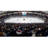 The Dow Event Center, home of the Saginaw Spirit