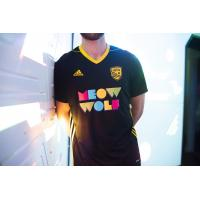 New Mexico United Meow Wolf jersey
