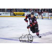 Niagara IceDogs defenceman Mason Howard