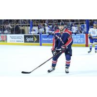 Evansville Thunderbolts right wing Max Mikowski