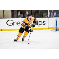 Wheeling Nailers forward Zac Lynch