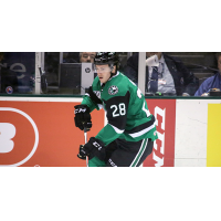 Texas Stars left wing Spencer Naas