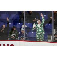 Don Cherry tribute at the Vancouver Giants game