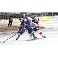 Binghamton Devils try to get around the Rochester Americans