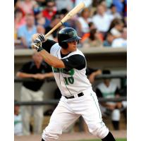 Devin Mesoraco with the Dayton Dragons in 2008