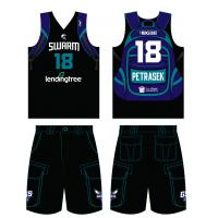 Greensboro Swarm BackPack Beginnings uniforms