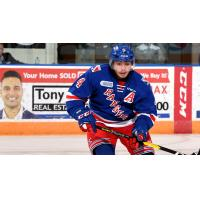 Kitchener Rangers left wing Joseph Garreffa