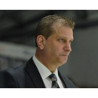 Saginaw Spirit assistant coach Darren Rumble