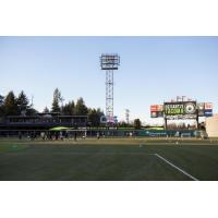 Cheney Stadium, home of the Tacoma Defiance