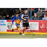Ontario Fury vs. the San Diego Sockers