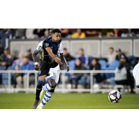 San Jose Earthquakes defender Marcos Lopez