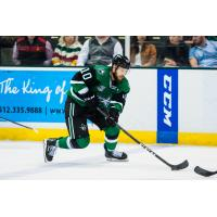 Texas Stars center Justin Dowling