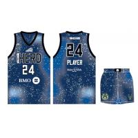 Wisconsin Herd Make-A-Wish jerseys