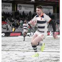 Week 7 Player of the Week Mark O'Keeffe of Rugby United New York