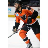 Lehigh Valley Phantoms forward Justin Bailey