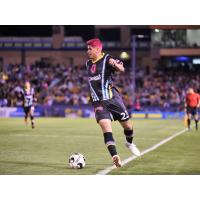 Las Vegas Lights FC defender Christian Torres