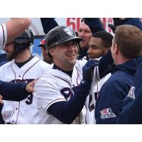 Somerset Patriots infielder Scott Kelly